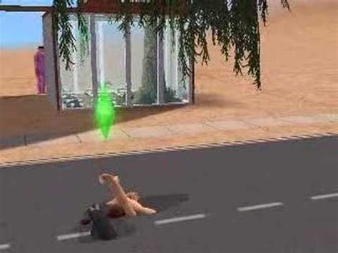 The Sims 2: Glitches - YouTube