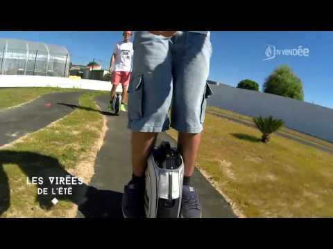 Gyropode à une roue - Free Moving ⋆ France Technologie