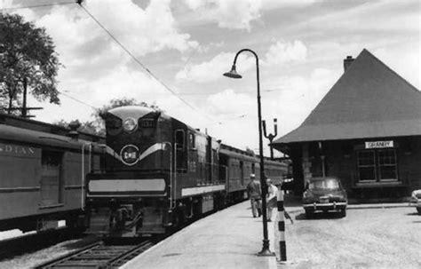 Railway stations in Granby Quebec