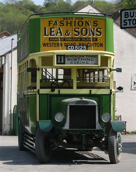 SHORT BROTHERS Buses (Rochester and Bedford) England UK