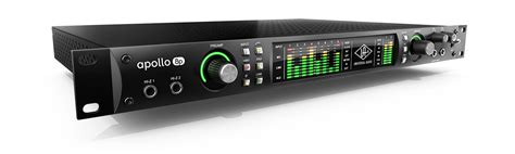 Apollo Audio Interfaces with Realtime UAD Processing and