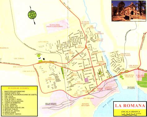 Maps - Dominican Republic Live ! - Maps of the streets