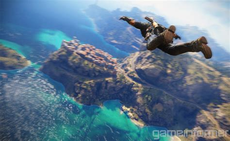 First Just Cause 3 Screenshots Offer Intense Action to the