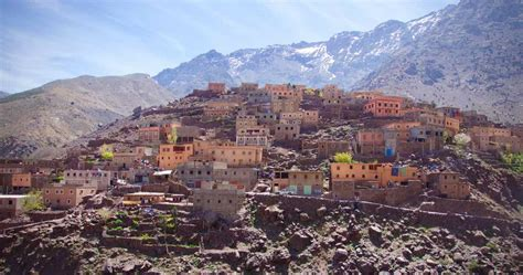 Day tour to Imlil – MOROCCO ANYTIME
