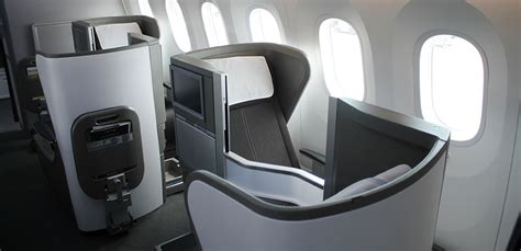 Images from Business Class on British Airways' A380