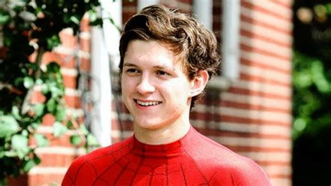 Everyone Is Falling In Love With Tom Holland And Here's
