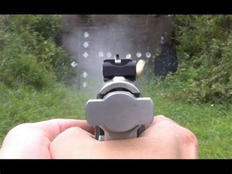 Ruger Mark II Competition Target - YouTube