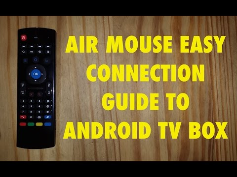 Voice Controlled Air Mouse Remote