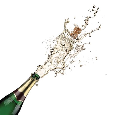 Prosecco Champagne Wine Bottle Stock photography