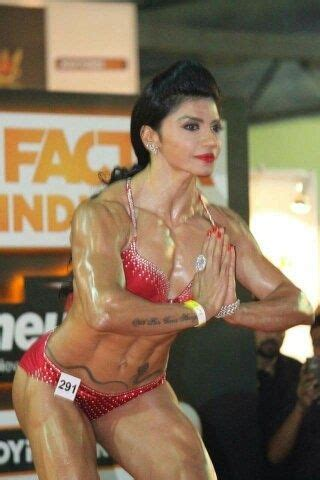 What are some well known Indian female bodybuilders? - Quora