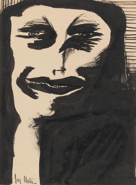 (Untitled) (Woman in black)   Joy HESTER   NGV   View Work