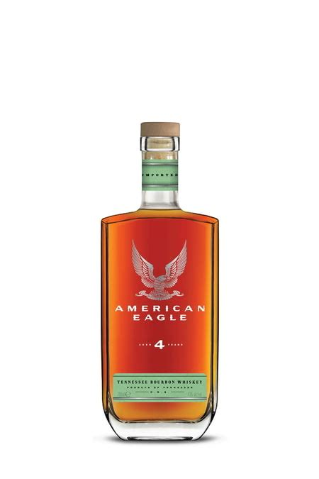 Whiskies American Eagle : American Eagle 4 ans Tennessee
