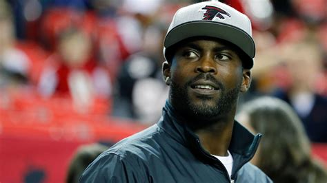 Once a face of the NFL, Michael Vick is now an ambassador