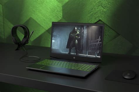HP's Pavilion Gaming line offers entry-level desktops and