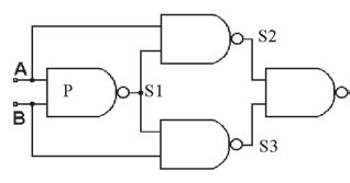 Exercices Corrigés circuits logiques QCM-AND-NAND-OR-XOR