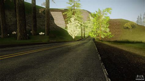 8K Country Road Textures for GTA San Andreas
