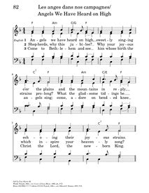 Angels We Have Heard on High | Hymnary