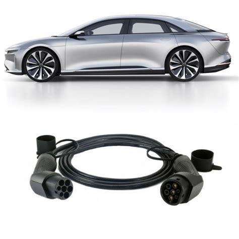 Lucid Air EV Charging Cable (Awaiting Launch Details) - EV
