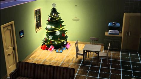 How to Get the Christmas Tree for The Sims 3 Seasons - YouTube