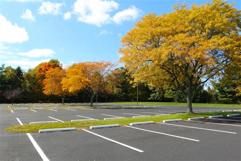 Parking Lot Maintenance: Why Is It Necessary For