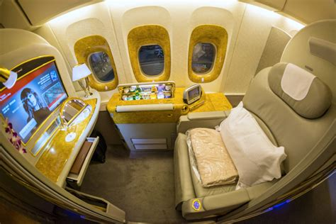 Emirates Boeing 777-300ER First Class Review | Greg Stone
