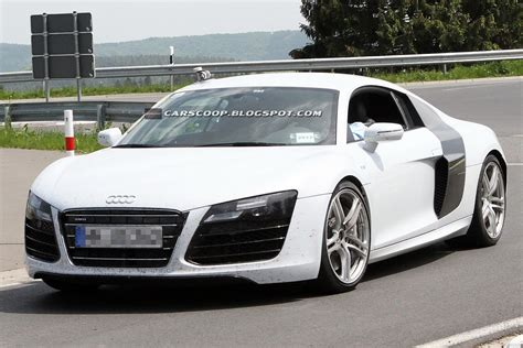 SCOOP: 2013 Audi R8 Shows its Face, will Gain More Power