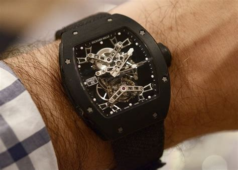 Hands-On: With Rafa Nadal's Personal Richard Mille RM027