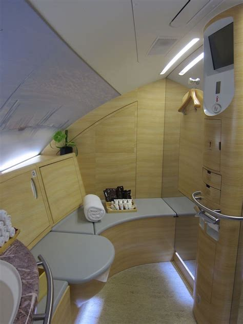 Guide To The Emirates A380 First Class Shower Suite - One