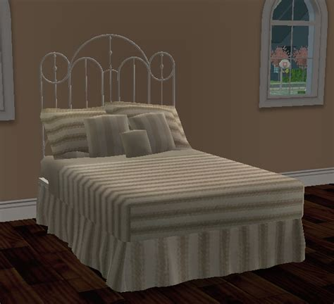 Life's A Beach Sims 2 and 4: Sims 2 Buffy Bed Recolors