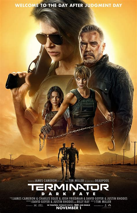 Watch the new trailer for Terminator: Dark Fate | Live for