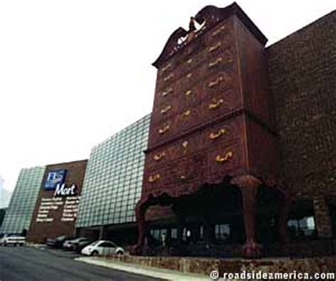 World's Largest Chest of Drawers, High Point, North Carolina