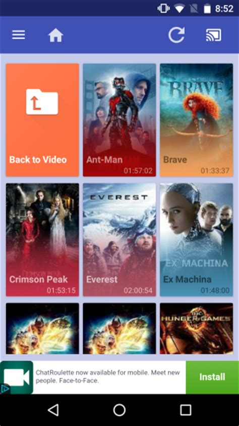 Play Movies From A Media Server To Your TV Using Your