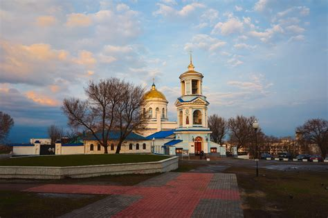 Voronezh - City in Russia - Thousand Wonders