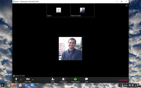 Getting Started On Chrome OS – Zoom Help Center