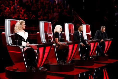'The Voice' Fans Can't Stop Making Jokes About This Outfit