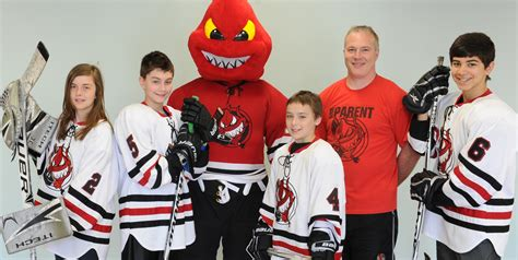 Hockey - Commission scolaire Marie-Victorin